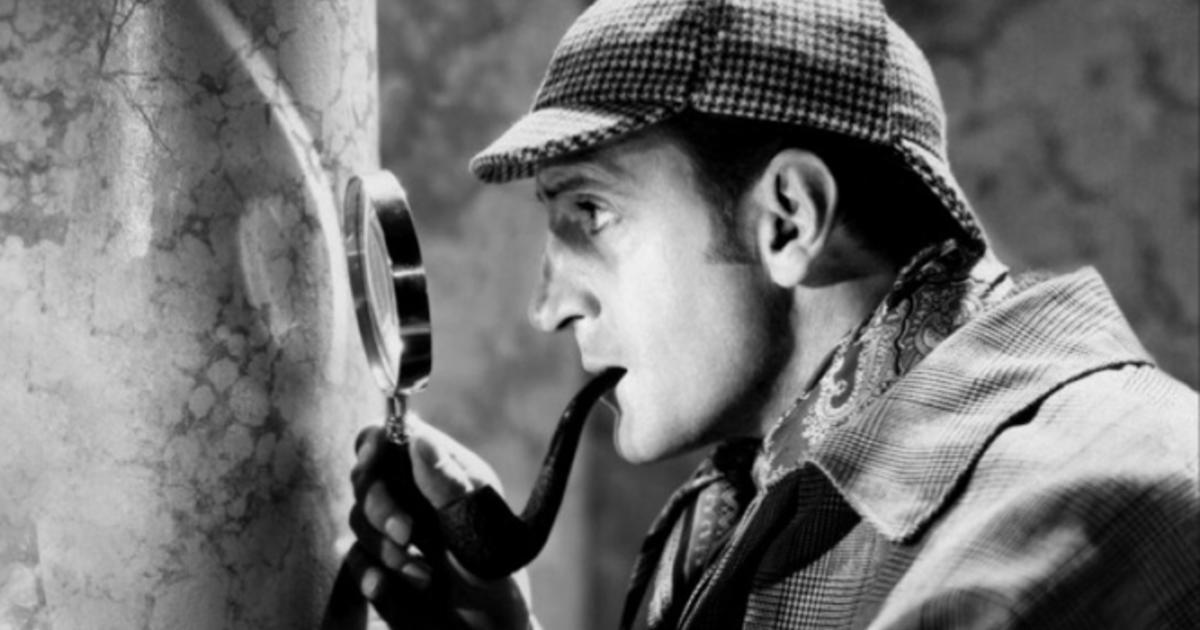 Sherlock Holmes Basil Rathbone baskervilles
